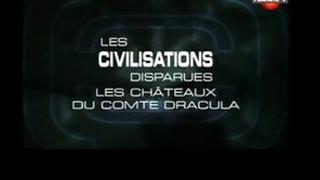 Documentaire Les châteaux du comte Dracula