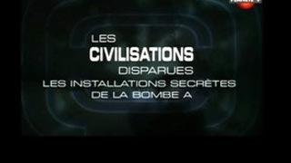 Documentaire Les installations secrètes de la bombe A
