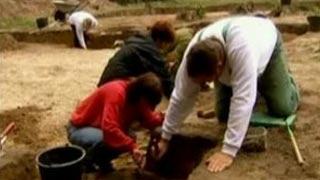 Documentaire Les secrets du disque céleste de Nébra
