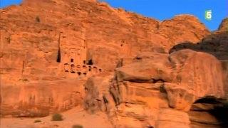 Documentaire Pétra, l'incroyable cité du désert