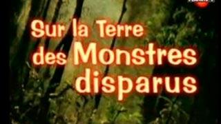 Documentaire Sur la terre des monstres disparus – 2/8 – Le Tueur des mers