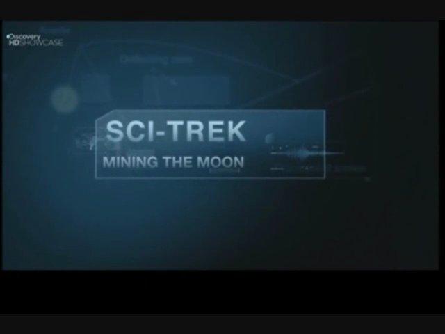 Documentaire Sci Trek – Des mines sur la lune