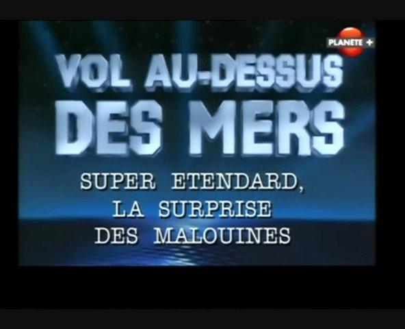 Documentaire Super Etendard, la surprise des malouines