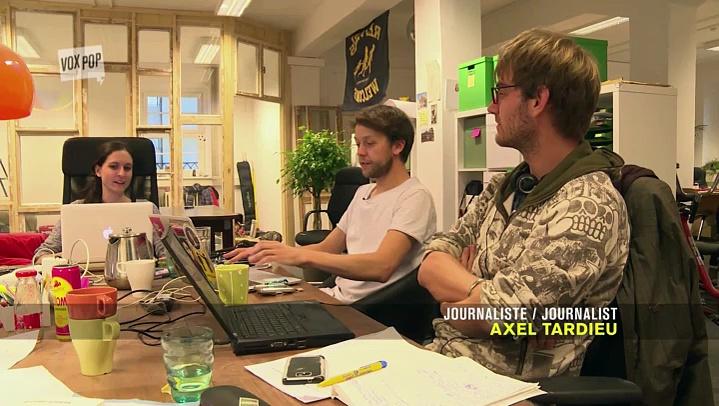 Documentaire Vox Pop Revenu universel : un salaire pour tous ?