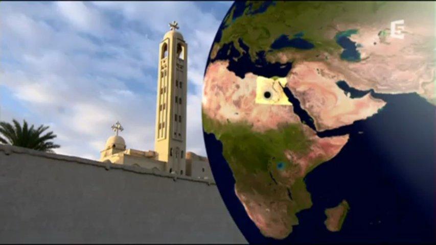 Documentaire Vu sur Terre Egypte