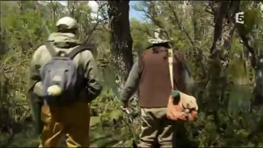 Documentaire Vu sur Terre – Patagonie