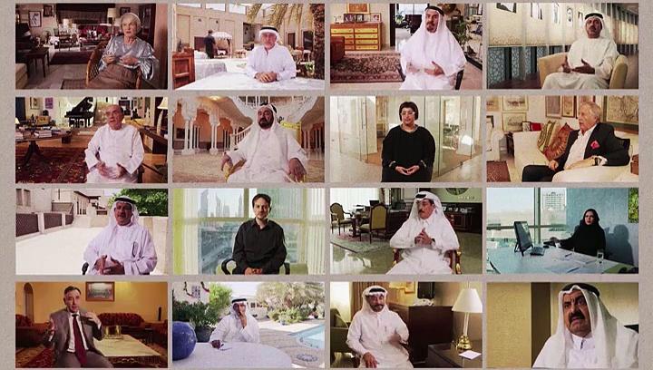 Documentaire Émirats, les mirages de la puissance (1/2)