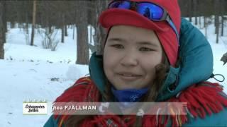 Documentaire Échappées belles – Suède, le royaume des neiges