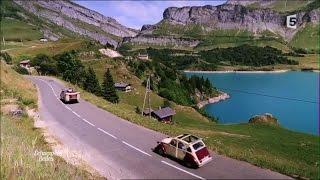 Documentaire Echappées Belles – La route des grandes Alpes