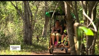 Documentaire Échappées belles – Le Mexique