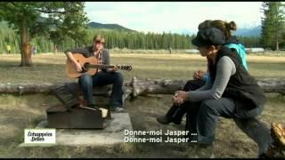 Documentaire Echappées belles – Canada Ouest