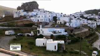 Documentaire Echappées belles – Les cyclades, l'eden grec