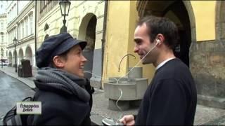 Documentaire Echappées belles – Prague