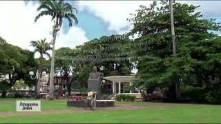 Documentaire Echappées belles – Guadeloupe