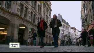 Documentaire Échappées belles – Belgique : de Bruxelles à la côte flamande