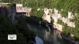Documentaire Echappées belles – Au fil du Rhône