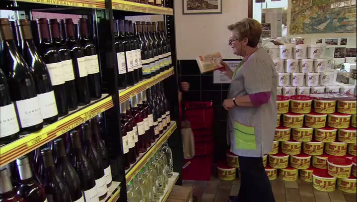 Documentaire Anchois et vin de Banyuls