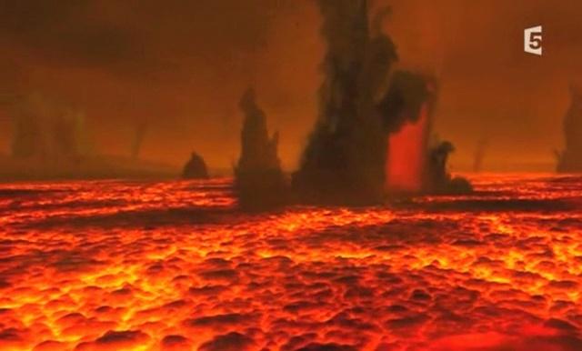 Documentaire Catastrophes – 03 – Planète en flammes