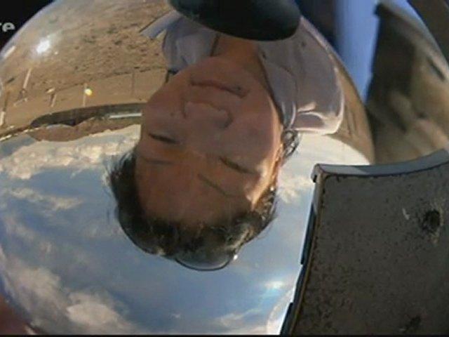 Documentaire Ces lacs qui tutoient le ciel – Lac d'Uvs en Mongolie