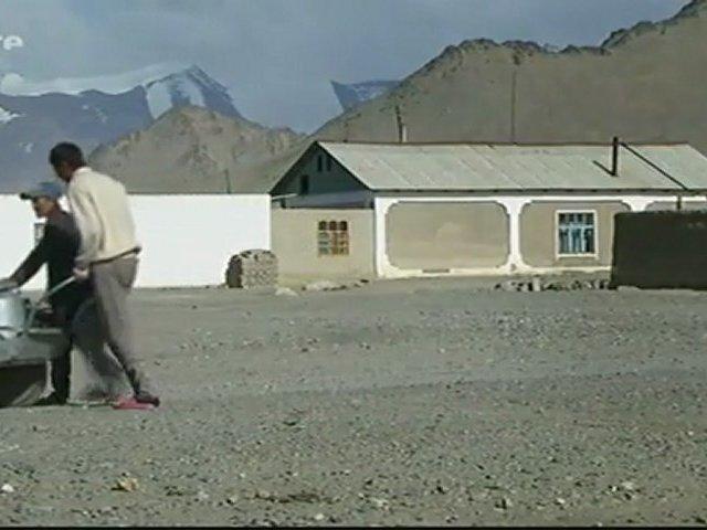 Documentaire Ces lacs qui tutoient le ciel – Le Karakul au Tadjikistan