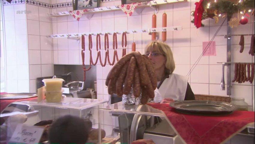 Documentaire Cuisines des terroirs – Le marché de Noël de Nuremberg