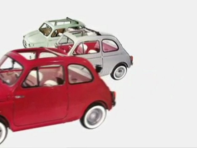 Documentaire Fiat 500 – Design