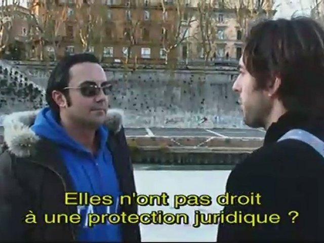 Documentaire Homophobie à l'italienne