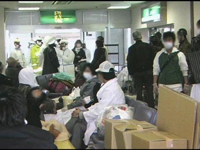 Documentaire J'étais à Fukushima