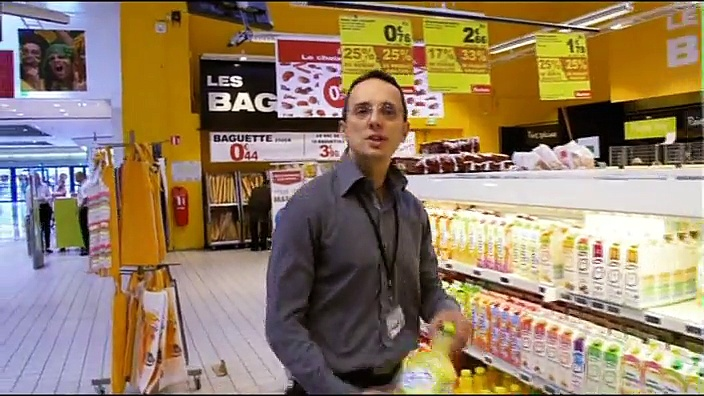 Documentaire Jus, yaourts, biscuits, où sont passés les fruits ?