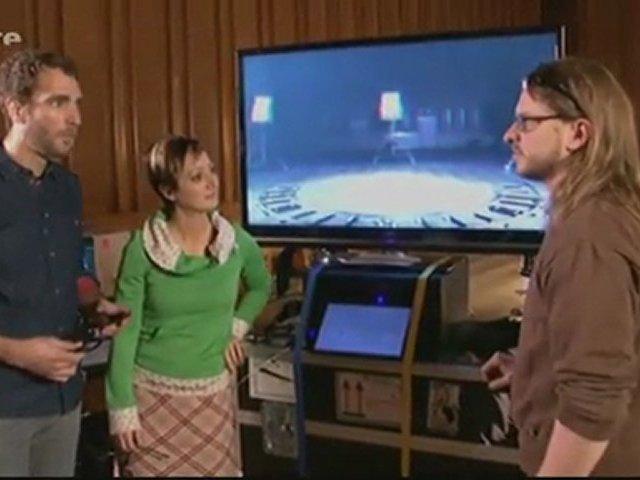 Documentaire Xenius – Le fonctionnement du cinéma en 3D