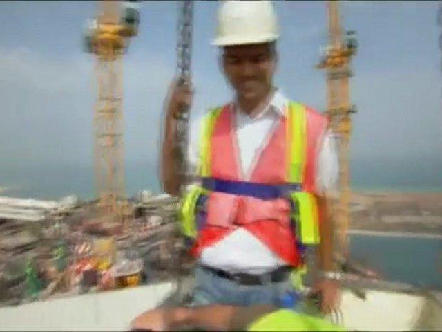 Documentaire Le nouveau centre-ville d'Abou Dabi
