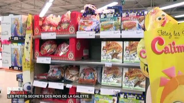 Documentaire Les petits secrets des rois de la galette (1/2)