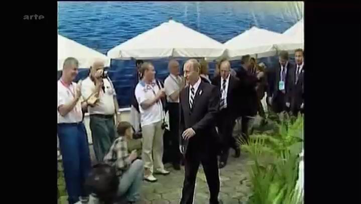 Documentaire Quand Poutine fait ses jeux (1/2)