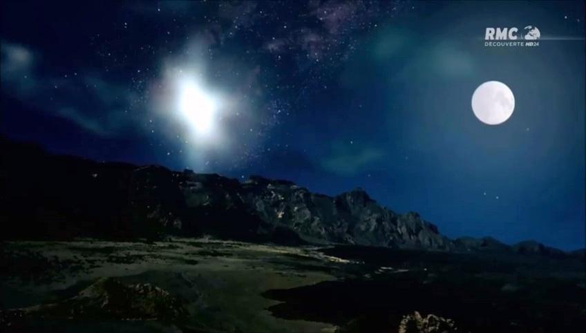 Documentaire Les mystères de l'univers – Quasars et Pulsars