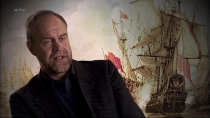 Documentaire Rivalité maritime entre Angleterre et Pays-Bas (1/2)
