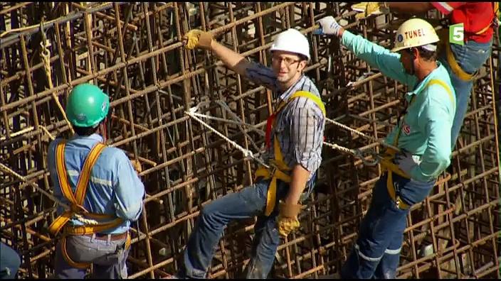 Documentaire Superstructures XXL – Des lumières pour Rio