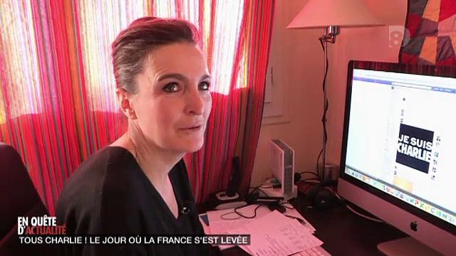 Documentaire Tous Charlie ! Le jour où la France s'est levée (1/2)