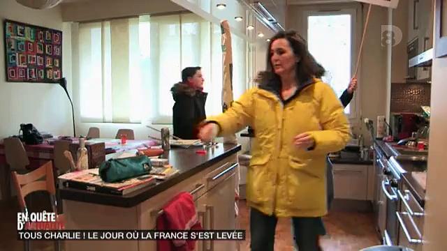 Documentaire Tous Charlie ! Le jour où la France s'est levée (2/2)