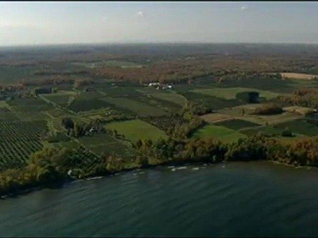 Documentaire Vues d'en haut – Du lac Champlain aux chutes du Niagara
