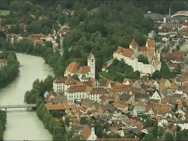 Documentaire Vues d'en haut – La Bavière