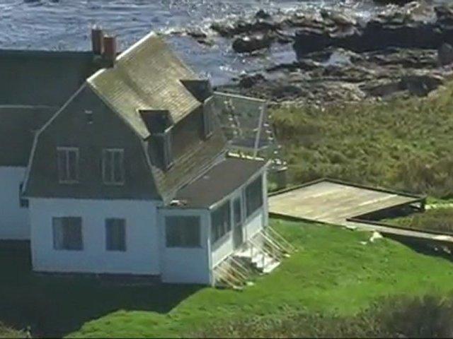 Documentaire Vues d'en haut – Les côtes de la Nouvelle-Angleterre
