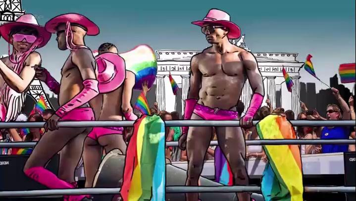 Documentaire Xenius – Homophobie