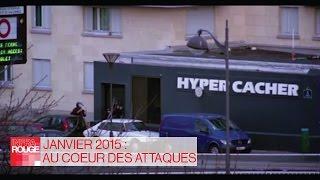 Documentaire Janvier 2015, au cœur des attaques