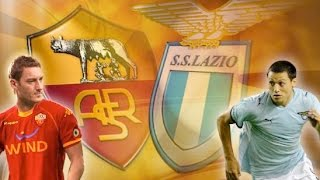 Documentaire Calcio Romano ! AS Rome VS Lazio de Rome : l'honneur en jeu