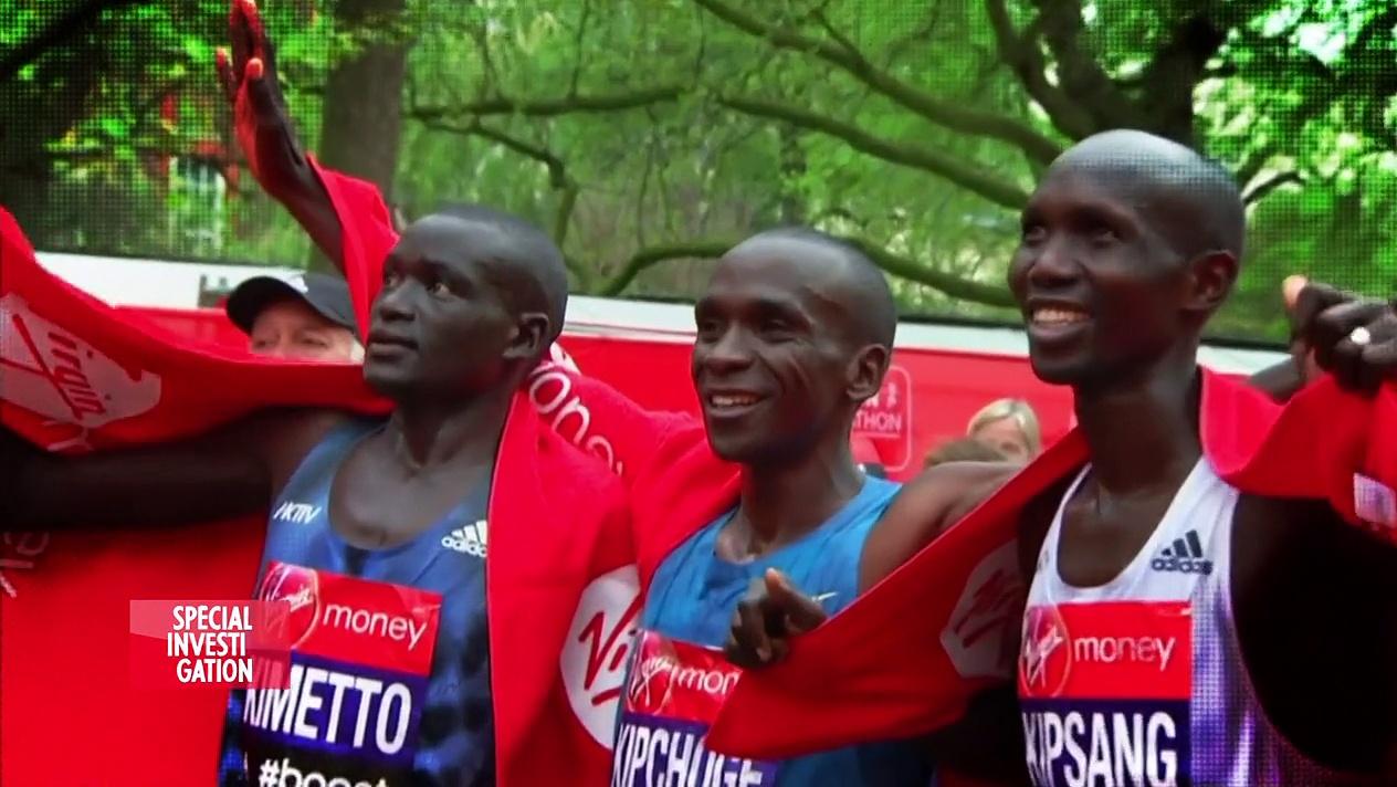 Documentaire Dopage, la face sombre de l'athlétisme