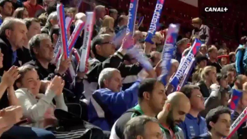 Documentaire Intérieur Sport : à la table des maîtres