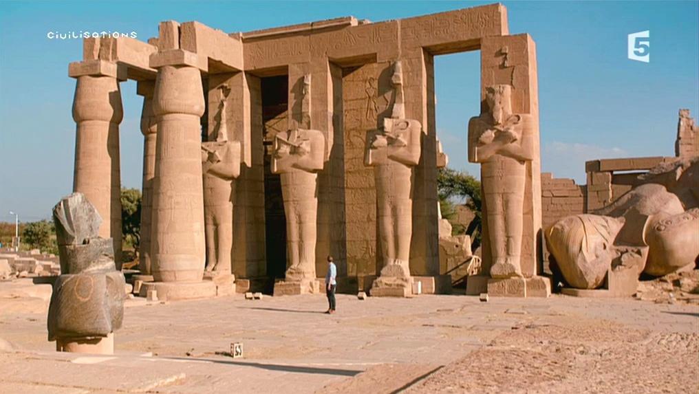 Documentaire La Cité perdue de Ramsès II