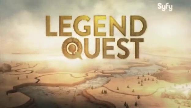 Documentaire Legend Quest – La sainte lance & le disque solaire des Incas
