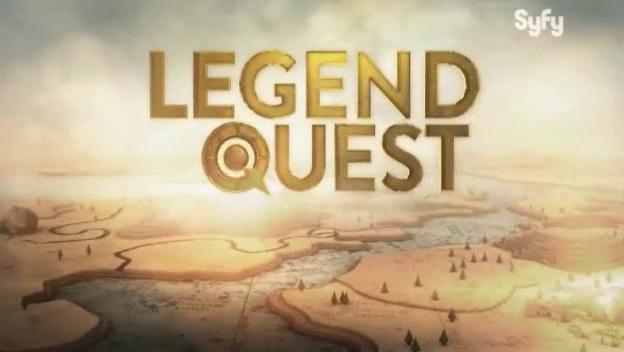 Documentaire Legend Quest – Le Saint Graal