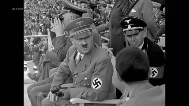 Documentaire Les jeux d'Hitler